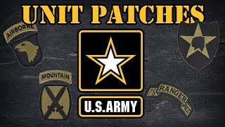 Download US Army Unit Patches Video