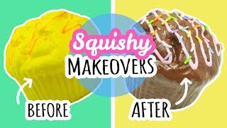 Download Squishy Makeovers #2 | Redecorating Cheap Squishies Video