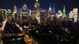 Download NYC Sunset Timelapse (4K Ultra HD) Video