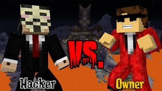 Download Hacker vs. Owner - Minecraft Machinima Video