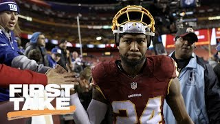 Download Josh Norman Calls Out Dez Byrant and OBJ | First Take | May 26, 2017 Video