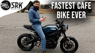 Download Why the Yamaha XSR900 is insane and why you don't want one Video