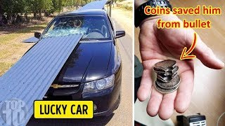 Download Lucky People Who Avoided Disasters In Unbelievable Ways Video
