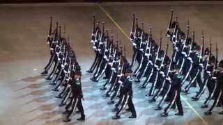 Download Sweden International Tattoo 2013 - Norway, Hans Majestet Kongens Garde Band And Drill Team. Video