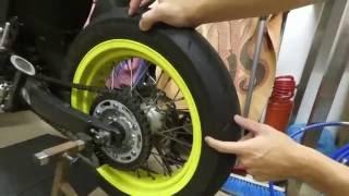 Download Pittura di cerchioni con Plastidip Giallo-Fluo-Tamarro Video