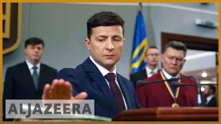 Download 🇺🇦 Who is the comedian poised to win Ukraine's election?   Al Jazeera English Video
