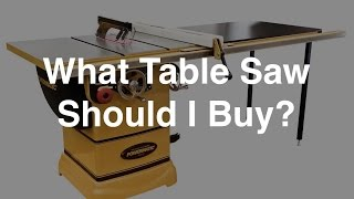 Download ST1 - What Table Saw Should I Buy? Video