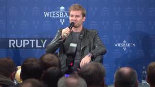 Download Germany: F1 world champ Rosberg says relationship with Hamilton 'will always be difficult' Video
