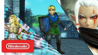 Download Hyrule Warriors: Definitive Edition - Character Highlight Series Trailer #1 - Nintendo Switch Video