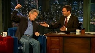 Download Roger Waters on Jimmy Fallon Late Night Show 05.05.2010 Video
