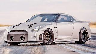Download 2500hp Nissan GT-R - T1 Race Development!! Video