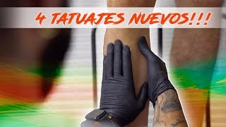 Download ME HICE 4 TATUAJES NUEVOS!!! Video