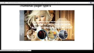 Download Best Free WordPress Slider - WP1Slider Video