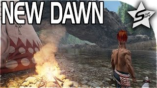 Download New Dawn Gameplay - NATIVES VS PIRATES - Island Survival Sandbox - Villages & PIRATE STRONGHOLDS Video