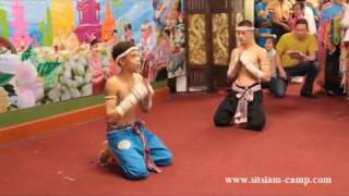 Download Muay Boran Thai Temple Video