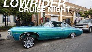 Download La Vuelta Barrio Logan Lowrider Cruise Night Video