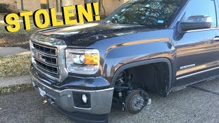 Download WHEEL THEFT PREVENTION TIPS | My Factory 20's were STOLEN! Video