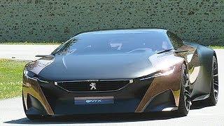 Download Peugeot Onyx Concept Car - GORGEOUS Video
