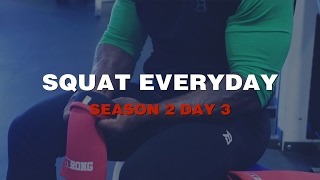 Download Squat Every Day | Season 2 | Day 3... Squats, Prowler & Lunges Video