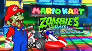 Download Nintendo Mario Kart Zombie Challenge 💀 Call of Duty Black Ops 3 Custom Zombies Video
