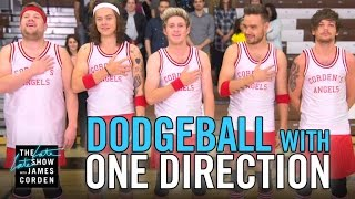 Download Dodgeball with One Direction Video