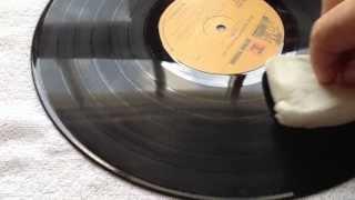 Download Magic Eraser as a Vinyl Cleaner Video
