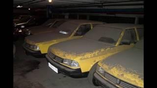 Download ТАКСОМОТОРНОМ ПАРКЕ города Москва нашли 127 новых машин Москвич Video