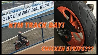 Download GakiMoto 91: My First Time on the Track : 2017 KTM Duke 390 Video