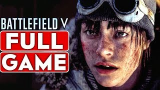 Download BATTLEFIELD 5 Campaign Gameplay Walkthrough Part 1 FULL GAME [1080p HD 60FPS PC] - No Commentary Video