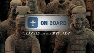 Download On Board: Travels with the First Lady in China, Terracotta Warriors Video