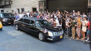 Download Fake Barack Obama Pranks New York City! Video