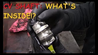 Download Clicking CV Axle Joint: What Makes It Click? Video