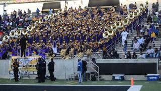 Download Miles College Vs ASU TDC 2016 ″Cranking Session″ Video