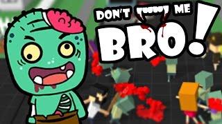 Download 老兄!! 不要咬我呀!! | 免費殭屍末日生存遊戲!! Video