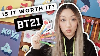 Download Testing Every BT21 Stationery Product Video