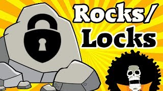 Download ROCKS/LOCKS: Who Has A History With Them? - One Piece Theory Video