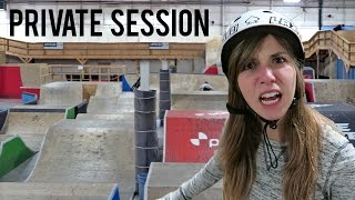 Download Webisode 56: Private Session at the CRAZIEST Skatepark (Bike Only) Video
