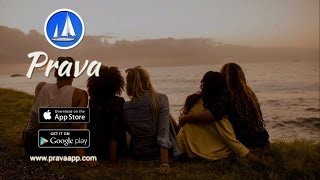 Download Prava App - Group Travel Made Easy for Android and iOS Video