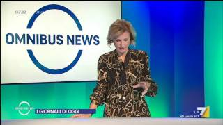 Download Omnibus News (Puntata 20/10/2016) Video