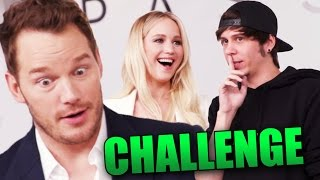 Download RETOS CON JENNIFER LAWRENCE Y CHRIS PRATT Video