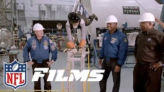 Download From Guarding Jerry Rice to Working for NASA: Football & Space | NFL Films Presents Video