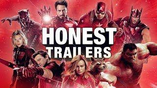 Download Honest Trailers | MCU Video