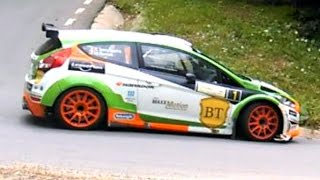 Download Maximum Attack Corner FORD FIESTA R5 Rally Cluj 2016 - On limit Drift - Pure Sound Video