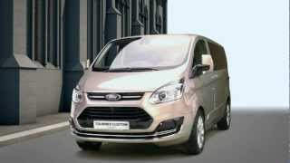 Download Ford Tourneo Custom Video