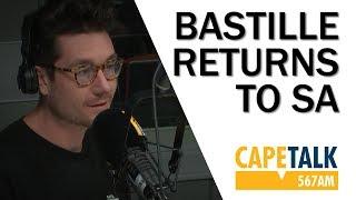 Download Bastille's Dan Smith and Chris Wood on CapeTalk Video