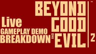 Download Beyond good and Evil 2 demo podcast Video