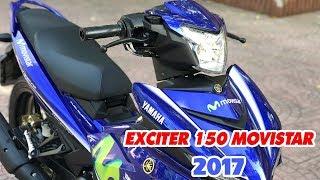Download Exciter 150 Movistar 2017 Review chi tiết ▶ Sự trở lại của 1 ngôi sao! Video