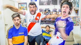 Download River 3 Boca 1 | FINAL Copa Libertadores 2018 | Reacciones de Amigos Video