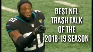 Download NFL: Best Trash Talk Moments of the 2018-19 Season || HD Video