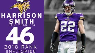 Download #46: Harrison Smith (S, Vikings) | Top 100 Players of 2018 | NFL Video